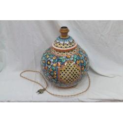 Lampada arredo h.35cm (forma palla)